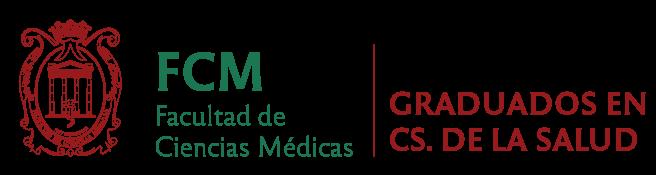 Secretaría de Graduados en Ciencias de la Salud Logo